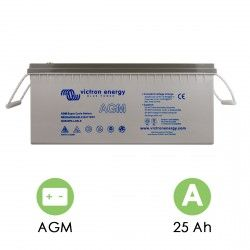 Batterie AGM 12V/25Ah Super Cycle- Victron Energy
